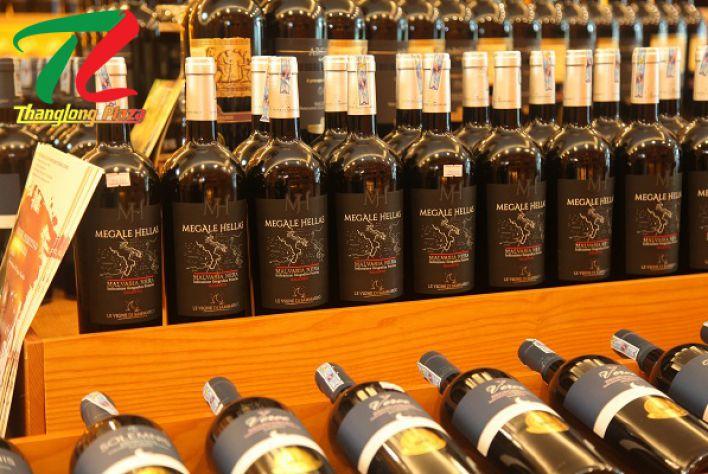 Lựa chọn địa chỉ bán buôn rượu vang Ý uy tín, chất lượng tại Hà Nội