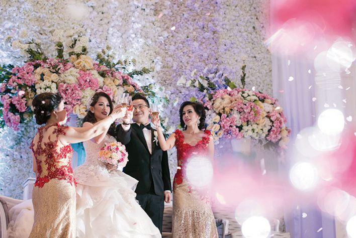 Gợi ý địa chỉ mua rượu vang Ý tiệc cưới cho ngày thành hôn tại Hà Nội