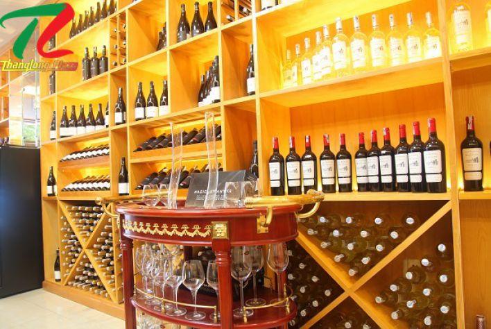 Mua rượu vang chính hãng tại Hà Nội – địa chỉ nào uy tín?