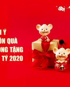 Gợi ý quà tặng Tết Canh Tý 2020 sang trọng, gửi đi thông điệp ý nghĩa