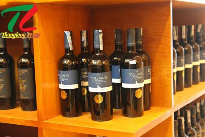 Vì sao nên mua rượu vang Ý tại showroom Thăng Long Plaza?