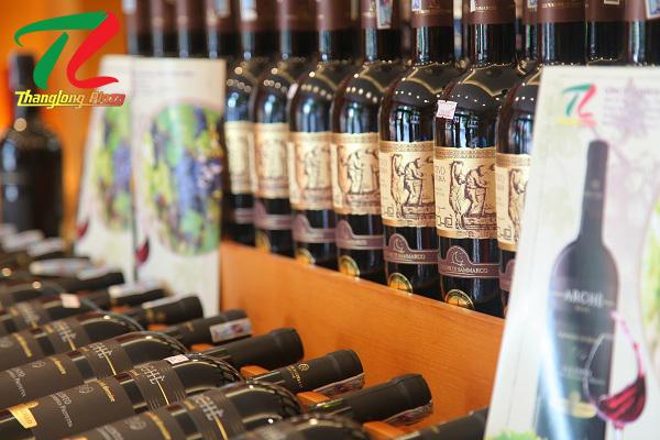 bán buôn rượu vang Cầu Giấy