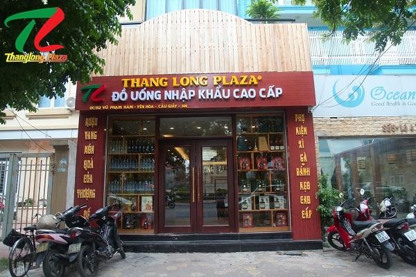 cửa hàng rượu vang uy tín tại Hà Nội