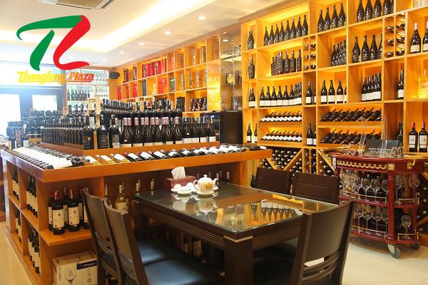 Địa chỉ cung cấp rượu vang Pháp chính hãng tại Hà Nội