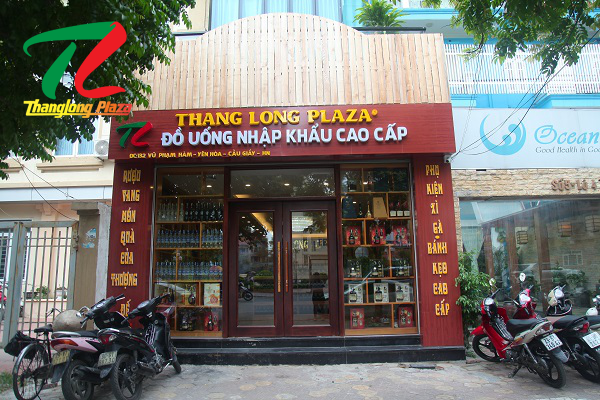 Thăng Long Plaza - Địa chỉ cung cấp rượu vang Pháp tại Hà Nội uy tín