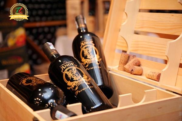 Địa chỉ mua rượu vang Ý giá rẻ chất lượng, uy tín tại Hà Nội