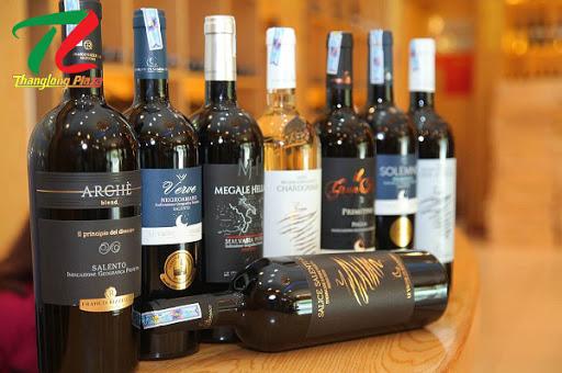 địa chỉ mua rượu vang Ý tiệc cưới