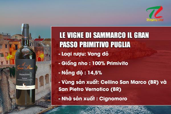 IL Gran Passo Primitivo Puglia