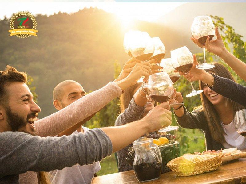 Kinh nghiệm kinh doanh rượu ngoại