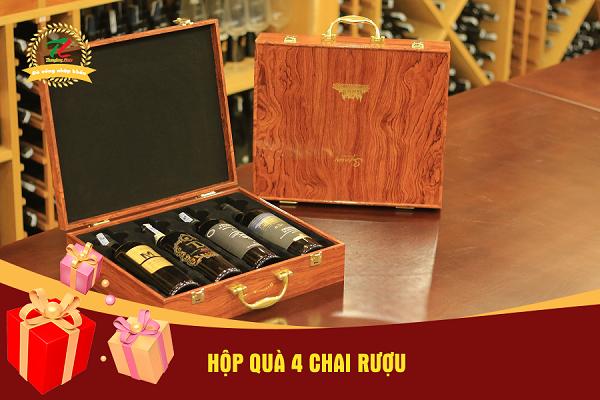 quà tặng rượu vang Ý 2020