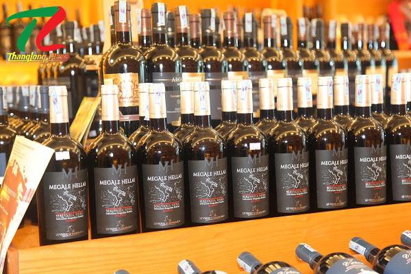 rượu vang biếu tết 2020