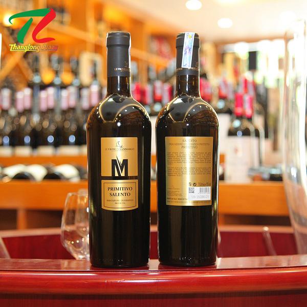 rượu vang Ý bán buôn