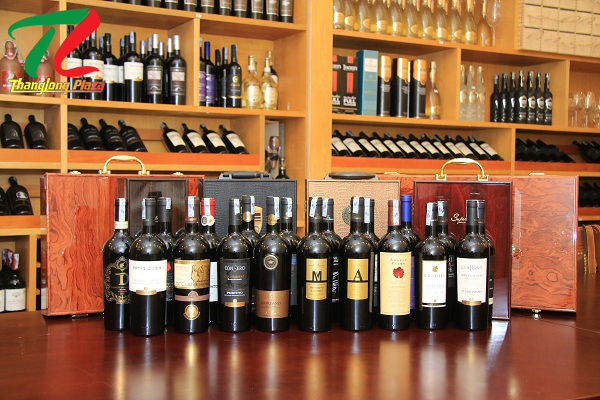 rượu vang Ý biếu tết 2020