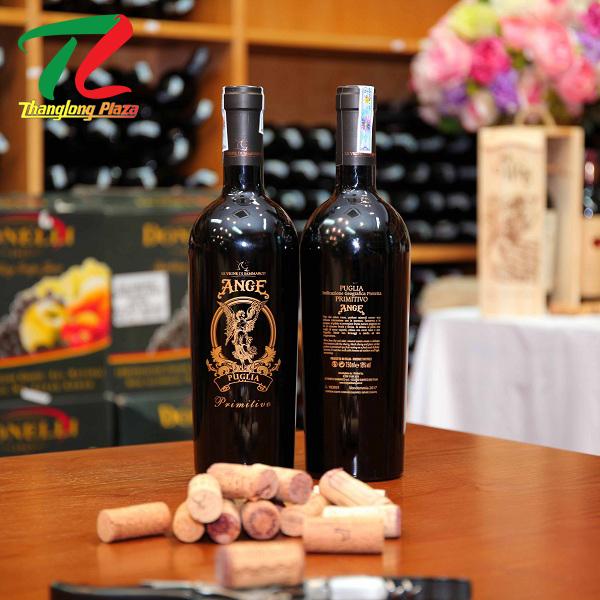 rượu vang Ý giá bao nhiêu