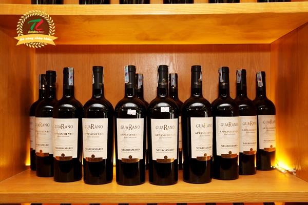 Rượu vang Ý giá rẻ