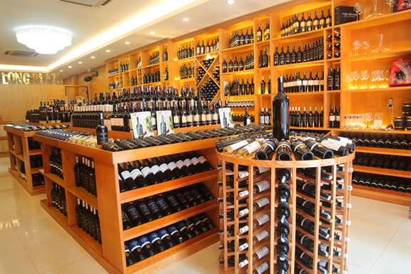 Thăng Long Plaza - Nhà phân phối rượu vang chất lượng tuyệt hảo