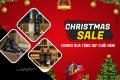 Big sale cuối năm: 3 combo siêu hấp dẫn, mua 1 tặng 1, tặng 2 và hơn thế nữa