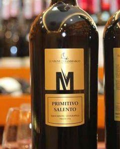 Rượu vang Ý M Primitivo Salento - tinh túy chắt lọc từ giống nho cổ của miền Nam nước Ý