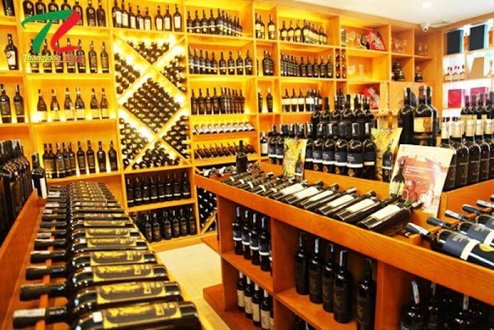 Mua rượu vang Ý chính hãng ở đâu?