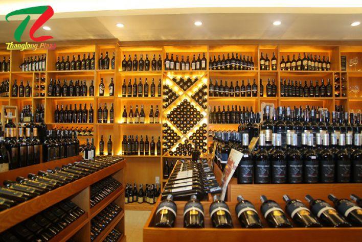 Mua rượu vang Italia tại Hoàng Quốc Việt ở địa chỉ nào đảm bảo uy tín, chất lượng?