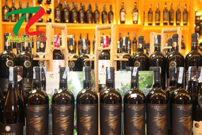 Những điều cần lưu ý khi mua rượu vang Ý số lượng lớn