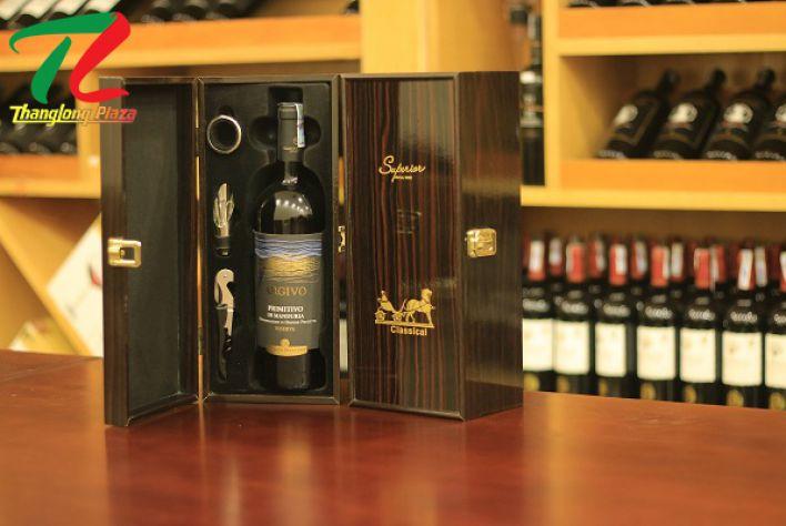 Hướng dẫn lựa chọn sản phẩm rượu vang Ý biếu Tết 2020