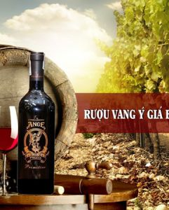 Tìm hiểu rượu vang ý giá bao nhiêu?