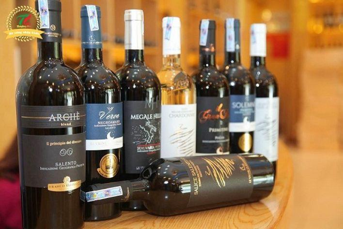 Rượu vang Ý giá rẻ chất lượng – Địa chỉ nào uy tín tại Hà Nội?