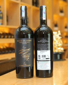Rượu vang đỏ đẳng cấp đến từ miền Nam nước Ý - Salice Salentino Riserva Rosso Salento