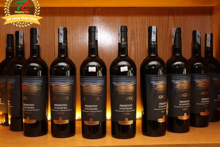 Vang Ý Agrivo Riserva Primitivo di Manduria - Tuyệt phẩm đến từ xứ sở Manduria